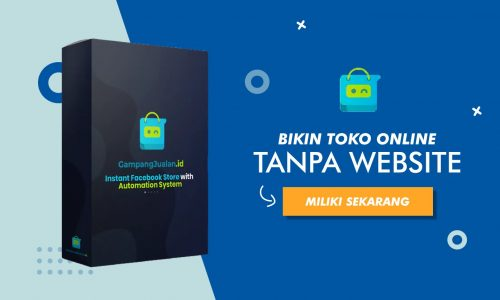 Review & Tutorial GampangJualan: cara buat marketplace di fb