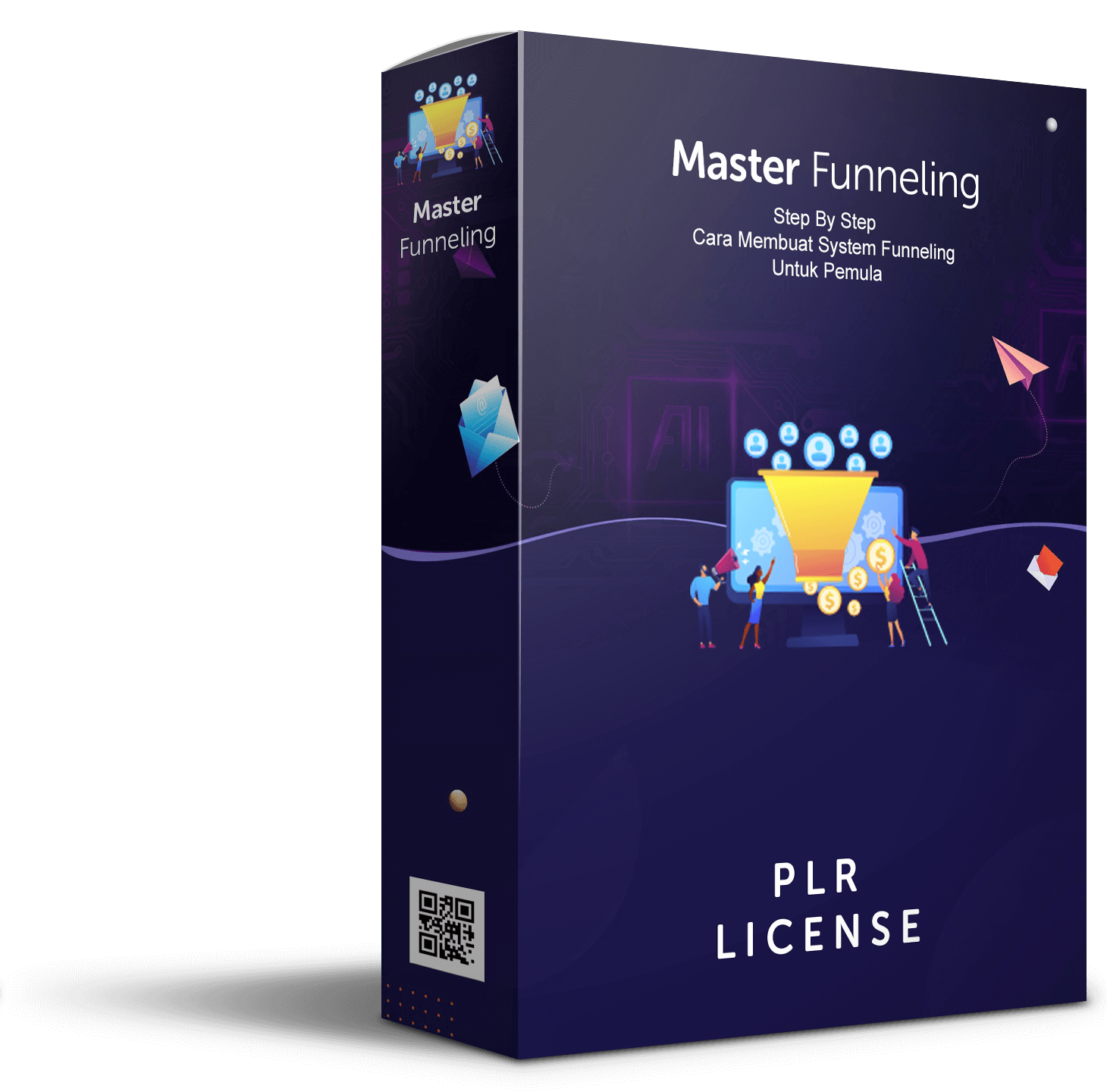 Master Funneling - PLR License 14