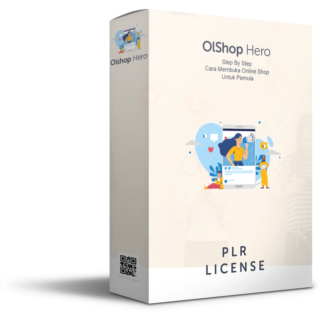 Olshop Hero PLR License 20