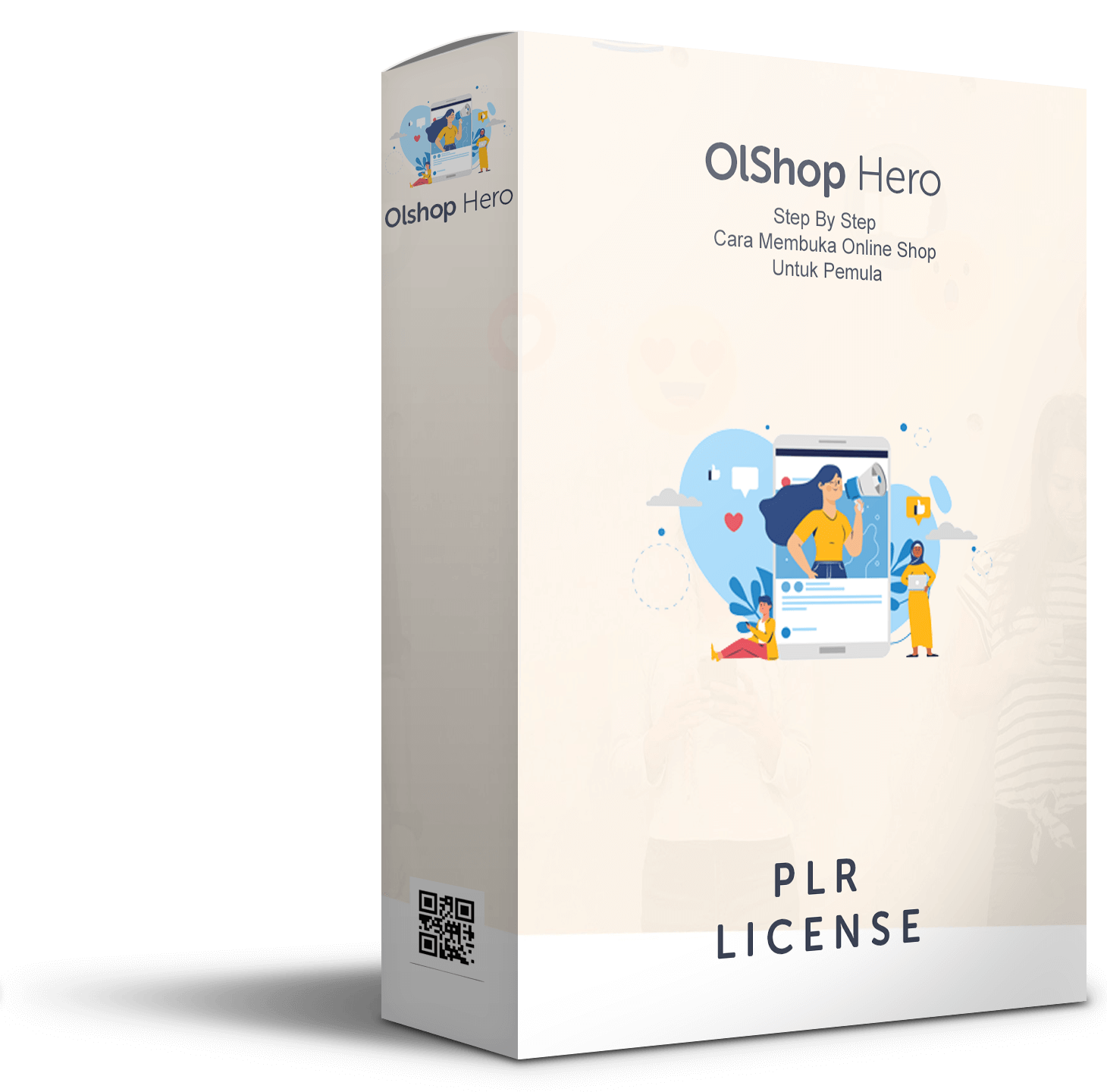 Olshop Hero PLR License 21